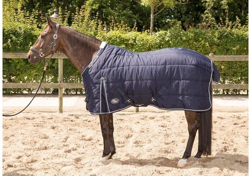 Harrys horse Stalldecke Highliner 200 navy